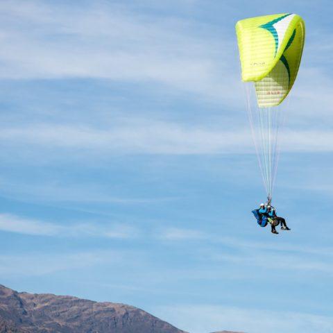 Airtime Austria - Professional Tandem Paragliding - Lienzer Dolomiten in Osttirol und Kärnten